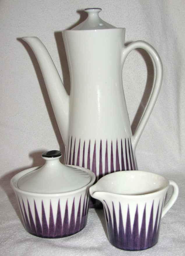 Astra, kaffeservis,1957-64