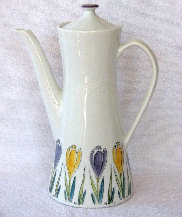 Crocus, kaffeservis, 1959-64